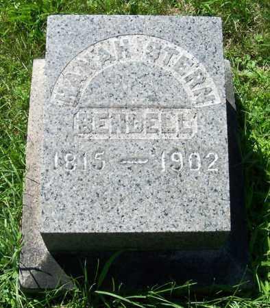 BENDELL, HANAH - Albany County, New York | HANAH BENDELL - New York Gravestone Photos
