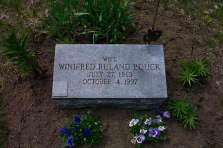 RULAND, WINIFRED LENORA - Albany County, New York | WINIFRED LENORA RULAND - New York Gravestone Photos