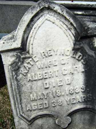 REYNOLDS, KATE - Albany County, New York | KATE REYNOLDS - New York Gravestone Photos