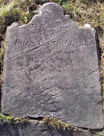 CLARK, JOHN LAMB - Albany County, New York   JOHN LAMB CLARK - New York Gravestone Photos