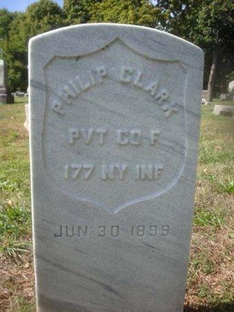 CLARK, PHILIP - Albany County, New York | PHILIP CLARK - New York Gravestone Photos