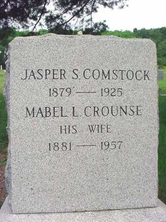 CROUNSE, MABEL L - Albany County, New York   MABEL L CROUNSE - New York Gravestone Photos