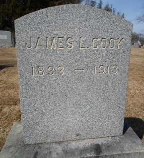COOK, JAMES L - Albany County, New York | JAMES L COOK - New York Gravestone Photos