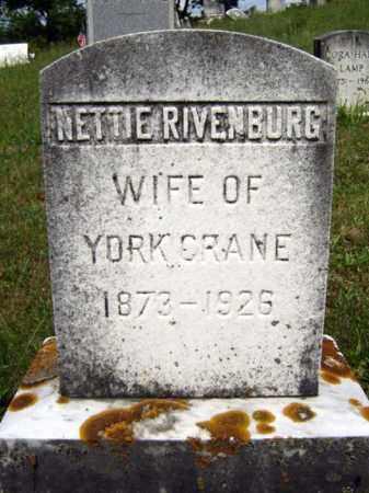 RIVENBURG, NETTIE - Albany County, New York | NETTIE RIVENBURG - New York Gravestone Photos