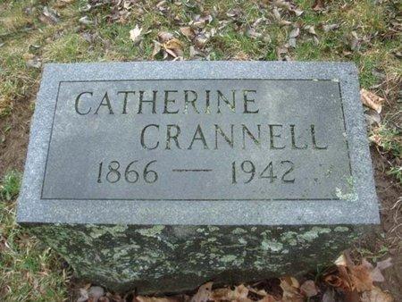 CRANNELL, CATHERINE - Albany County, New York | CATHERINE CRANNELL - New York Gravestone Photos
