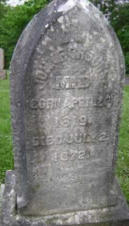 CROUNSE, JOHN F. - Albany County, New York | JOHN F. CROUNSE - New York Gravestone Photos