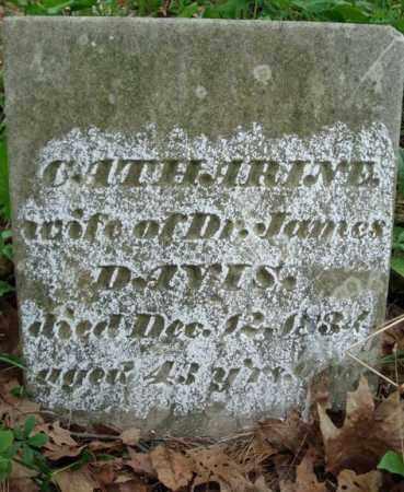 DAVIS, CATHARINE - Albany County, New York   CATHARINE DAVIS - New York Gravestone Photos