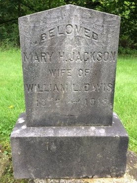 JACKSON, MARY H - Albany County, New York | MARY H JACKSON - New York Gravestone Photos