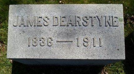 DEARSTYNE, JAMES - Albany County, New York | JAMES DEARSTYNE - New York Gravestone Photos