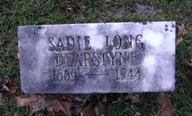 DEARSTYNE, SADIE - Albany County, New York | SADIE DEARSTYNE - New York Gravestone Photos