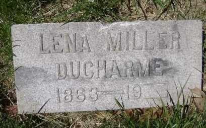 MILLER, LENA - Albany County, New York | LENA MILLER - New York Gravestone Photos