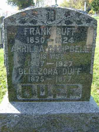 CAMPBELL, ARRILLA - Albany County, New York | ARRILLA CAMPBELL - New York Gravestone Photos