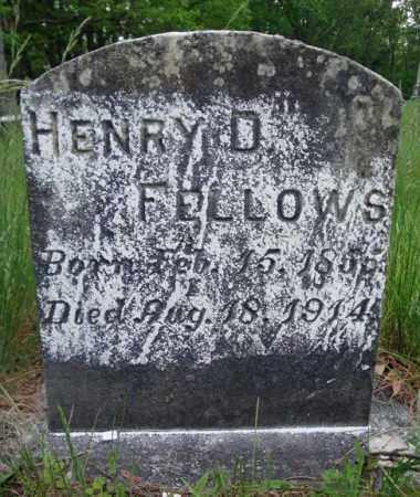 FELLOWS, HENRY D - Albany County, New York   HENRY D FELLOWS - New York Gravestone Photos