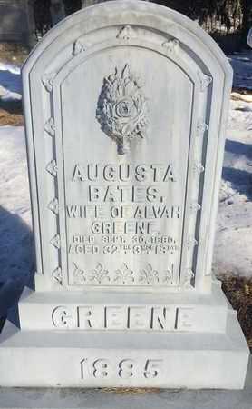 GREENE, AUGUSTA - Albany County, New York | AUGUSTA GREENE - New York Gravestone Photos