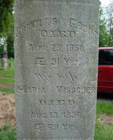 VISSCHER GROOT, MARIA - Albany County, New York | MARIA VISSCHER GROOT - New York Gravestone Photos