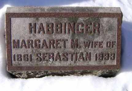 HABBINGER, MARGARET M - Albany County, New York   MARGARET M HABBINGER - New York Gravestone Photos