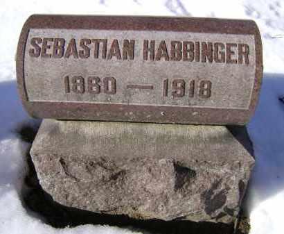 HABBINGER, SEBASTIAN - Albany County, New York   SEBASTIAN HABBINGER - New York Gravestone Photos