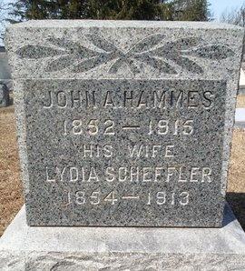 SCHEFFLER, LYDIA - Albany County, New York | LYDIA SCHEFFLER - New York Gravestone Photos