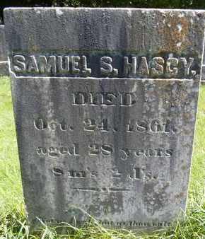 HASCY, SAMUEL S - Albany County, New York   SAMUEL S HASCY - New York Gravestone Photos