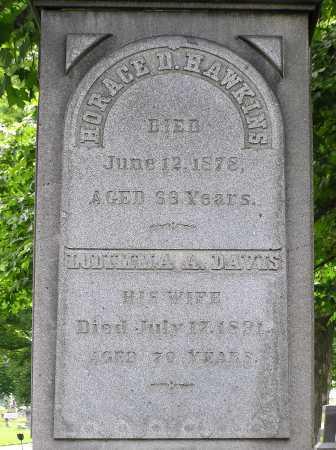DAVIS, LUDIMMA - Albany County, New York | LUDIMMA DAVIS - New York Gravestone Photos