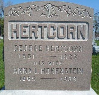 HERTCORN, GEORGE - Albany County, New York | GEORGE HERTCORN - New York Gravestone Photos