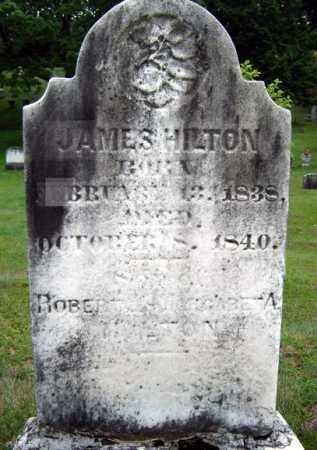 HILTON, JAMES - Albany County, New York | JAMES HILTON - New York Gravestone Photos