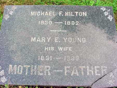 HILTON, MICHAEL FREDERICK - Albany County, New York | MICHAEL FREDERICK HILTON - New York Gravestone Photos