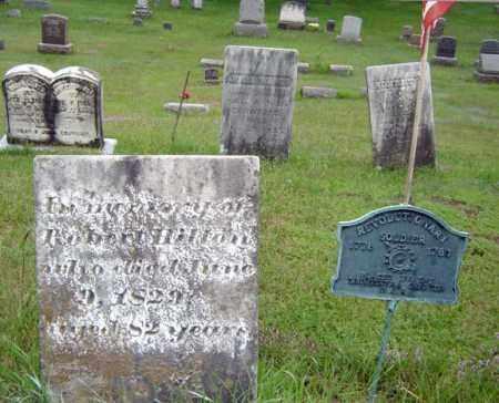 HILTON, ROBERT - Albany County, New York | ROBERT HILTON - New York Gravestone Photos