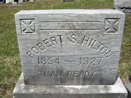 HILTON, ROBERT S - Albany County, New York | ROBERT S HILTON - New York Gravestone Photos
