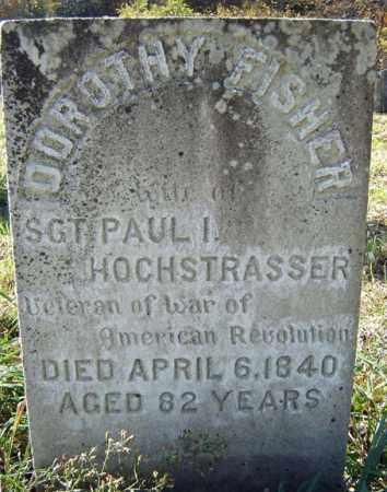 HOCHSTRASSER, DOROTHY - Albany County, New York   DOROTHY HOCHSTRASSER - New York Gravestone Photos