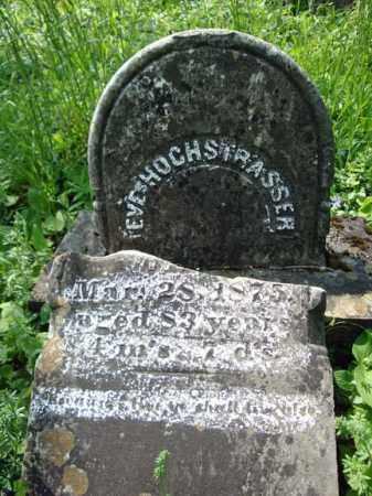 HOCHSTRASSER, EVE - Albany County, New York | EVE HOCHSTRASSER - New York Gravestone Photos