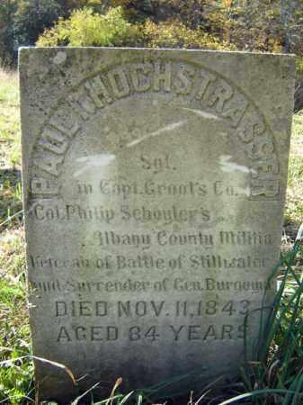 HOCHSTRASSER, PAUL I - Albany County, New York | PAUL I HOCHSTRASSER - New York Gravestone Photos