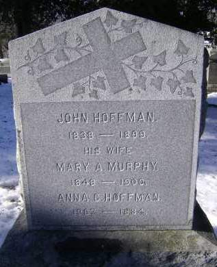MURPHY, MARY A - Albany County, New York   MARY A MURPHY - New York Gravestone Photos