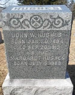 HUGHES, JOHN W - Albany County, New York | JOHN W HUGHES - New York Gravestone Photos