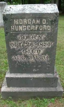 HUNGERFORD, MORGAN - Albany County, New York | MORGAN HUNGERFORD - New York Gravestone Photos