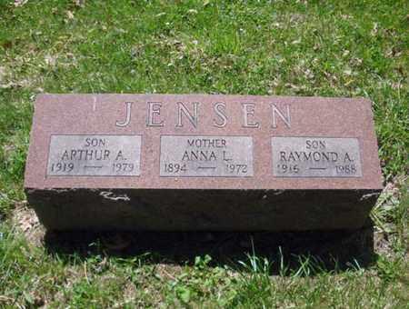 MURPHY, ANNA L - Albany County, New York | ANNA L MURPHY - New York Gravestone Photos