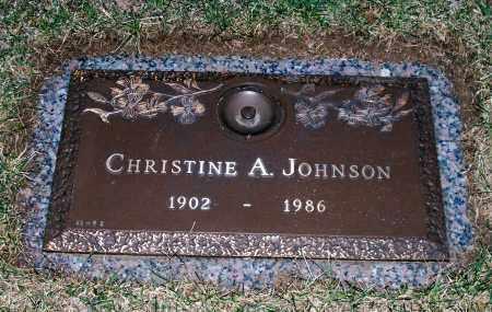 ERNST, CHRISTINE A. - Albany County, New York | CHRISTINE A. ERNST - New York Gravestone Photos