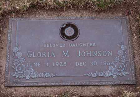 JOHNSON, GLORIA MAY - Albany County, New York | GLORIA MAY JOHNSON - New York Gravestone Photos