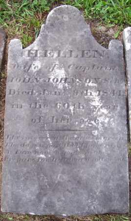 JOHNSON, HELLEN - Albany County, New York | HELLEN JOHNSON - New York Gravestone Photos