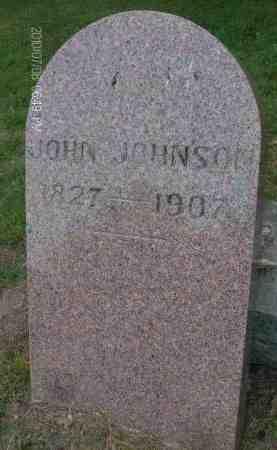 JOHNSON, JOHN - Albany County, New York | JOHN JOHNSON - New York Gravestone Photos