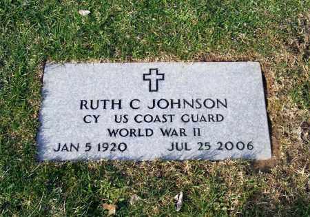 JOHNSON, RUTH C. - Albany County, New York | RUTH C. JOHNSON - New York Gravestone Photos
