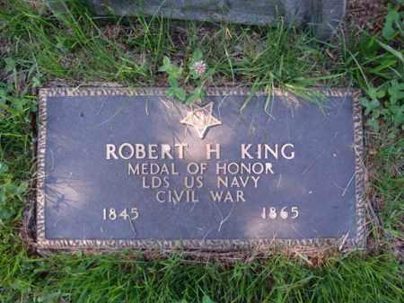 KING, ROBERT H - Albany County, New York   ROBERT H KING - New York Gravestone Photos