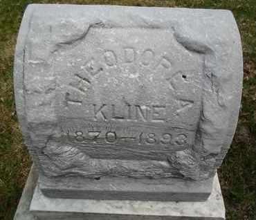 KLINE, THEODORE A - Albany County, New York | THEODORE A KLINE - New York Gravestone Photos