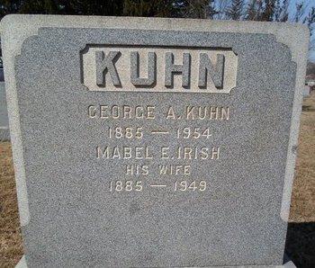 KUHN, MABEL E - Albany County, New York | MABEL E KUHN - New York Gravestone Photos