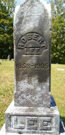 LEE, ROBERT - Albany County, New York | ROBERT LEE - New York Gravestone Photos