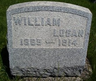 LOGAN, WILLIAM - Albany County, New York   WILLIAM LOGAN - New York Gravestone Photos