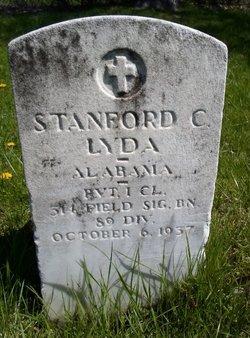 LYDA (WWI), STANFORD C - Albany County, New York | STANFORD C LYDA (WWI) - New York Gravestone Photos