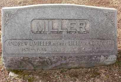 MILLER, LILLIAN A - Albany County, New York | LILLIAN A MILLER - New York Gravestone Photos