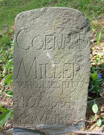 MILLER, COENRAD - Albany County, New York | COENRAD MILLER - New York Gravestone Photos