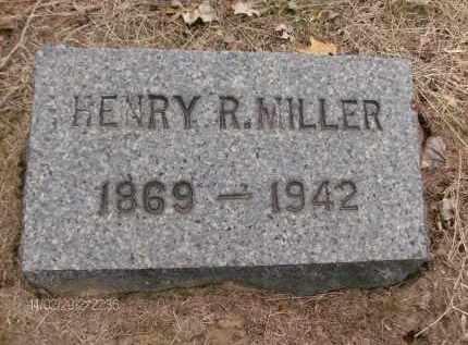 MILLER, HENRY R - Albany County, New York   HENRY R MILLER - New York Gravestone Photos